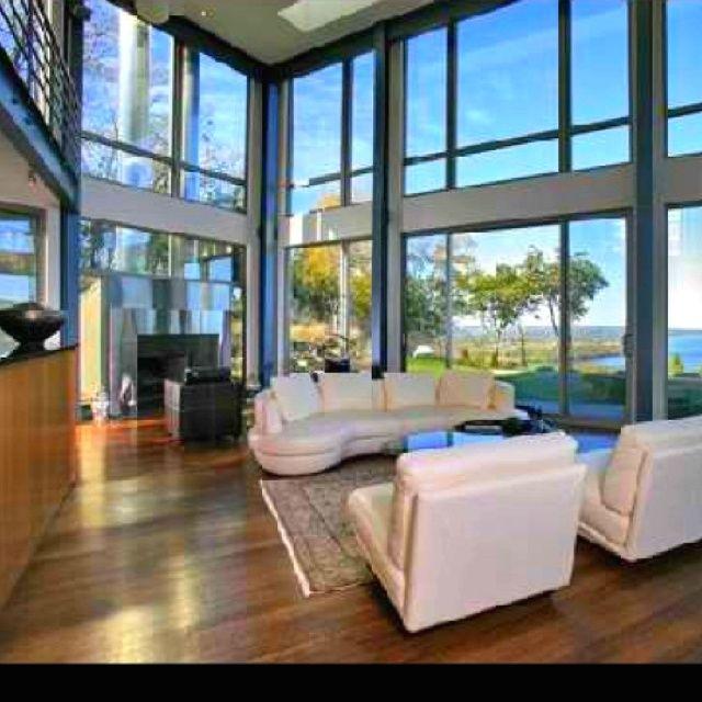 海外発 ガラス張りの豪邸をまとめてみた ハウスデザイン 豪邸