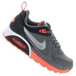 Tênis Nike Air Max Trax 631763 Feminino CINZA ESCCINZA