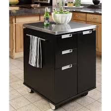 Image Result For Stainless Steel Kitchen Cart Kitchen Island Cart Kitchen Island On Wheels Ikea Kitchen Island Design