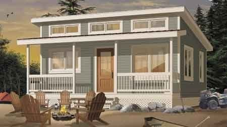 Excellent Prefab House Kits Prefabricated House Kit Small Villa Home Interior And Landscaping Palasignezvosmurscom