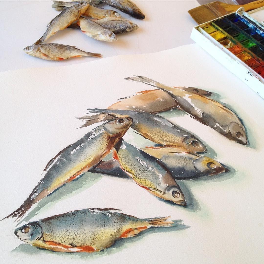 Watercolorist Tanyxaart Waterblog Color Akvarel Art Paint