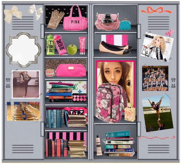 """""""locker #1 (:"""" by annabelle-lewis ❤ liked on Polyvore"""