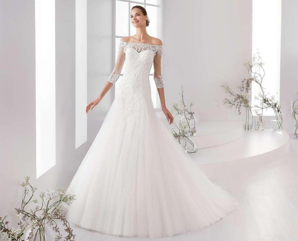 La nuova collezione di abiti da sposa Aurora di Nicole Spose per il 2018 ci  propone 5d217f881d6