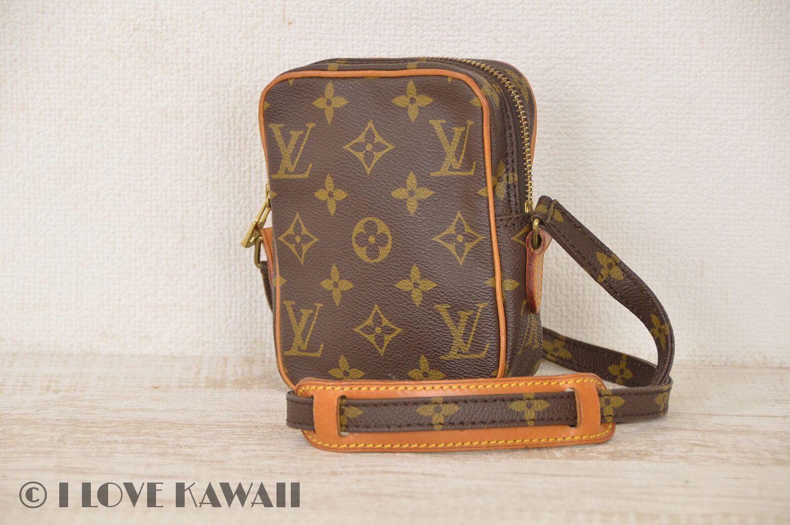 9048ada2e1c Louis Vuitton Monogram Mini Danube Shoulder Bag M45268 | Louis ...