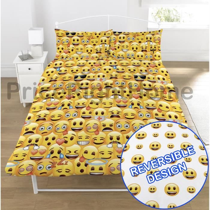 Kidsu0027 Duvet Cover Sets   Emoji Multi Smiley Faces DoubleUS Full Duvet And  Pillowcase Set *** Find Out More About The Great Product At The Image Link.
