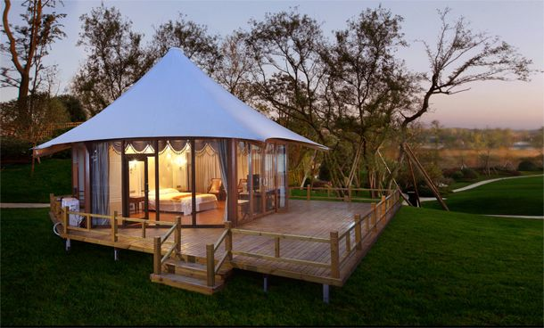 How about a top-end luxury tent-house? Yes we have it on Espiritu Santo. Hidden Cove Eco Retreat. | Discover our Acommodations | Pinterest | Luxury tents ... & How about a top-end luxury tent-house? Yes we have it on Espiritu ...
