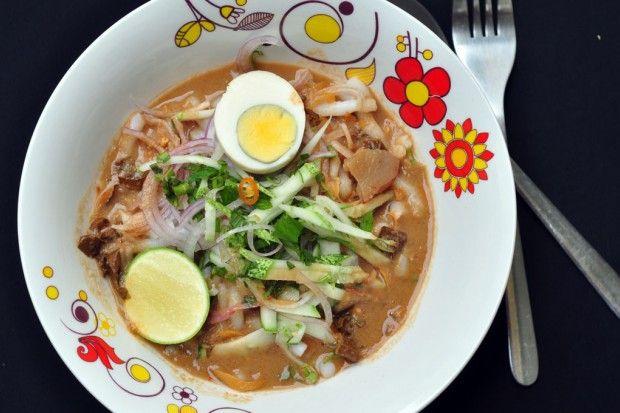 Hanya Resepi Terbaik Dan Berkualiti Di Iresipi Com Recipe Laksa Malaysian Cuisine Malay Food