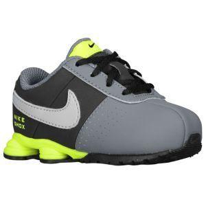 Nike Shox Deliver - Boys  Toddler - Dark Grey Wolf Grey Black Volt ... 48b8f6369