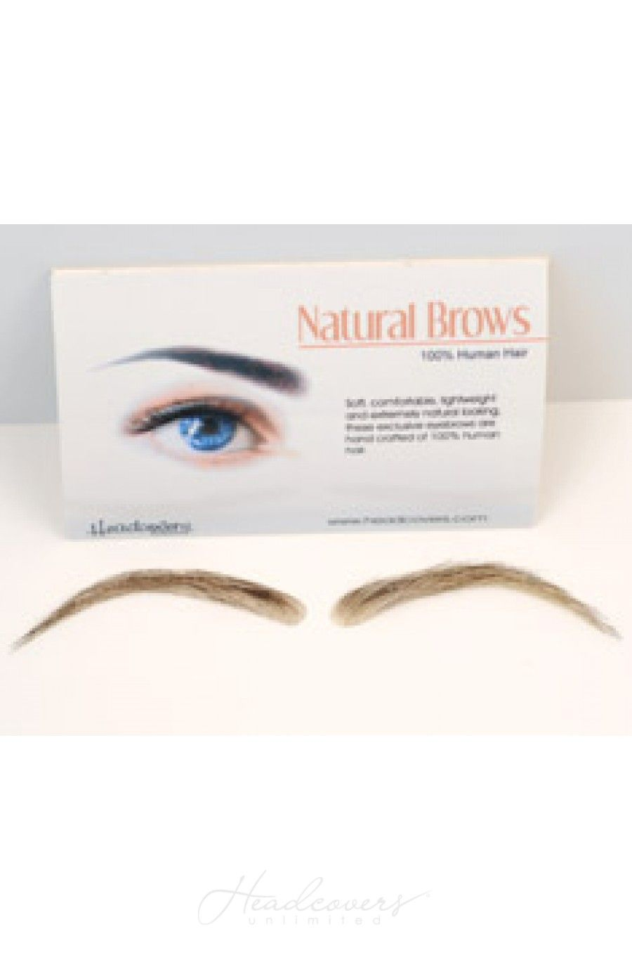 Cardani Human Hair False Eyebrows 15 Stick On Eyebrow Wig Want