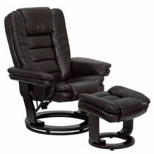 Fl Bt 7818 Bn Gg Flash Furniture Brown Leather Recliner Black Leather Recliner Brown Leather Recliner Leather Recliner Chair