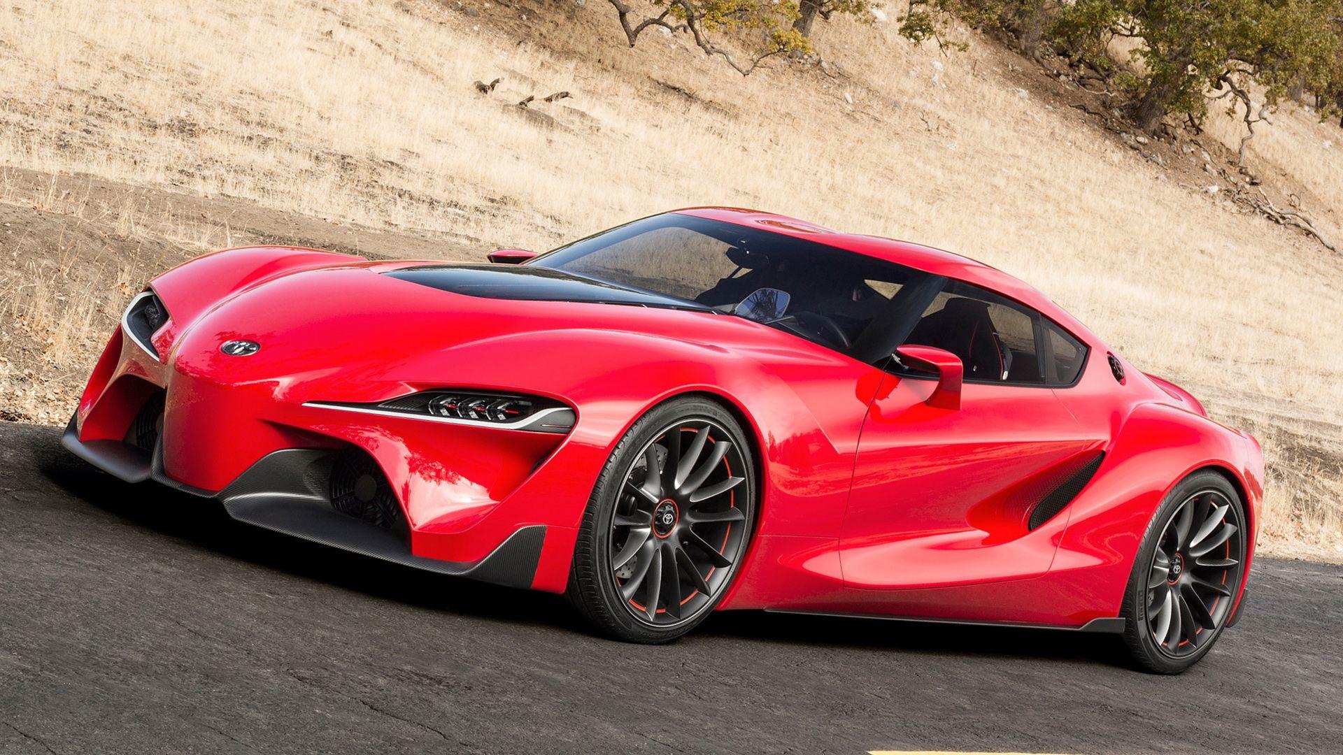 New 2019 Toyota Supra Redesign
