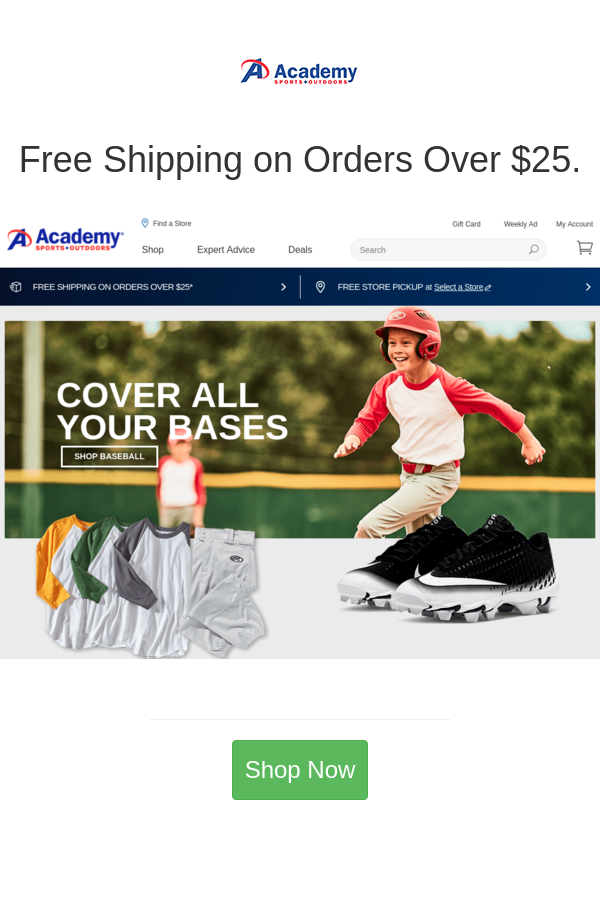 Best Deals And Coupons For Academy Sports And Outdoors In 2020 Fun Sports Sports Baseball Shop