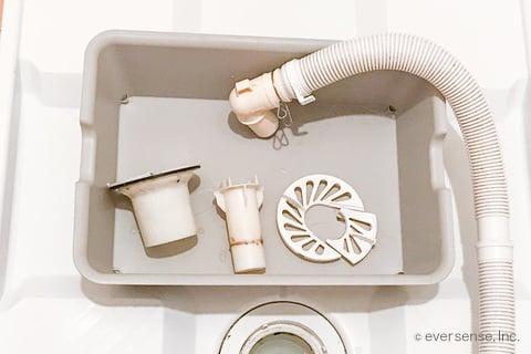 臭い 口 洗濯 排水 機