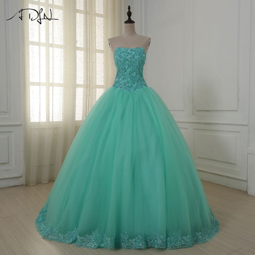 ADLN Vestidos De Novia Sweetheart Color Wedding Dresses Lace ...