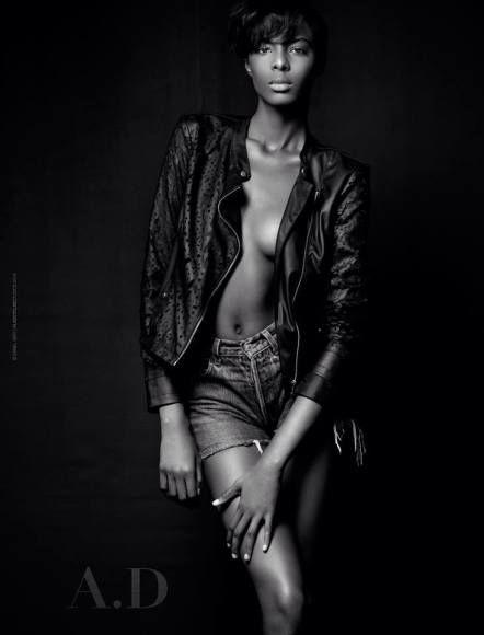 Aissata Dia, miss côte d'ivoire 2013 - Karin Models Agency Paris