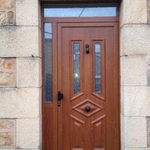 Puertas entrada aluminio buscar con google puertas for Puerta entrada aluminio