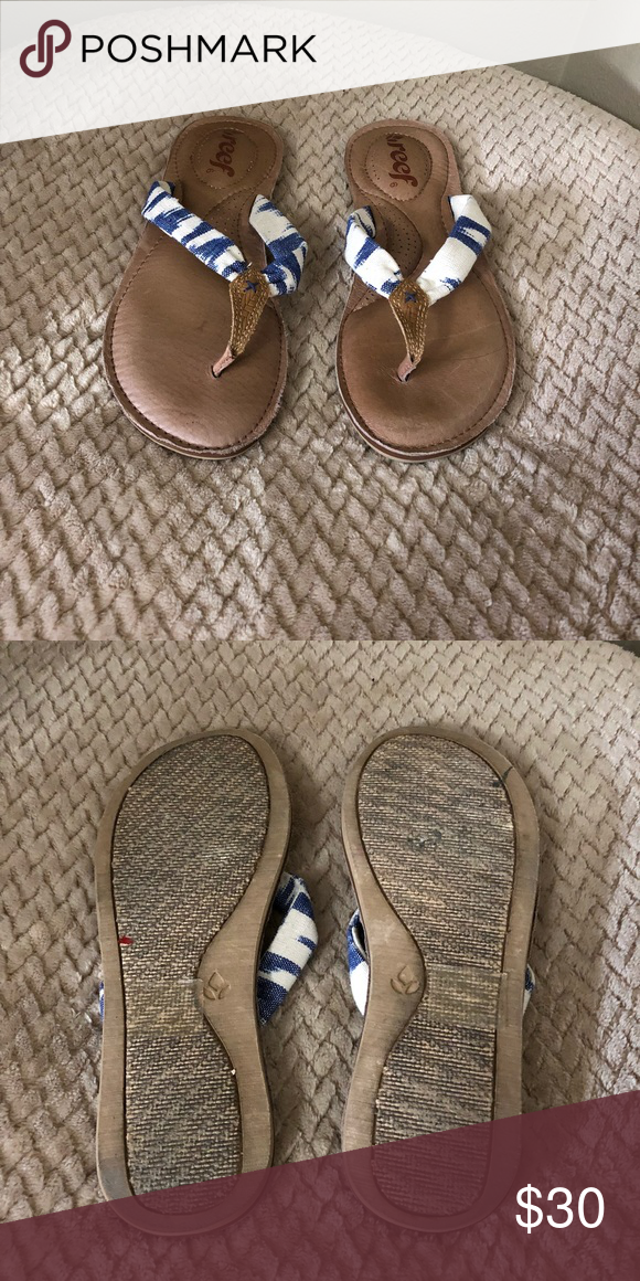 fcbb4e4e9 Reef Reef Sandals. Size 6. Used - in good condition. Reef Shoes Sandals