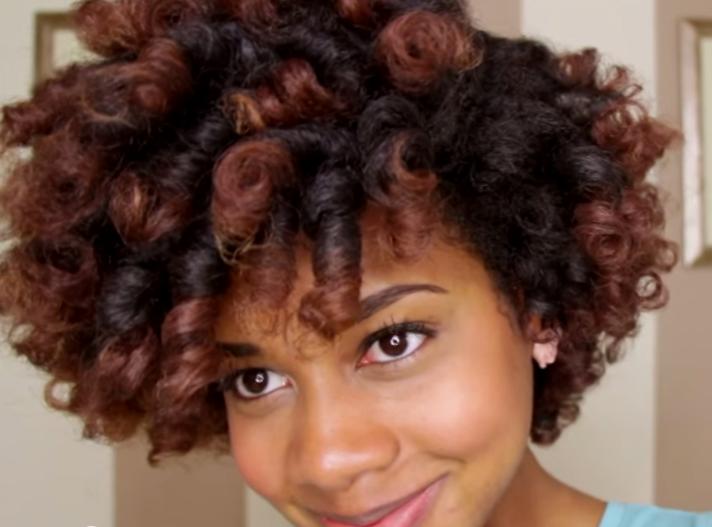 Superb 1000 Images About Natural Hair Tutorials On Pinterest Short Hairstyles Gunalazisus