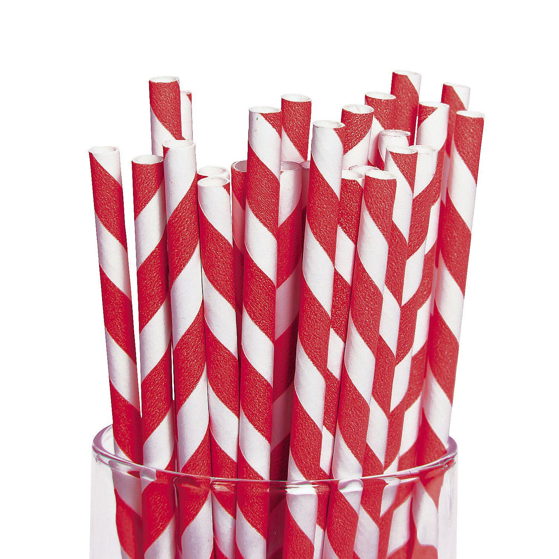 Red+Striped+Paper+Straws+-+OrientalTrading.com  $4 for 24 straws.