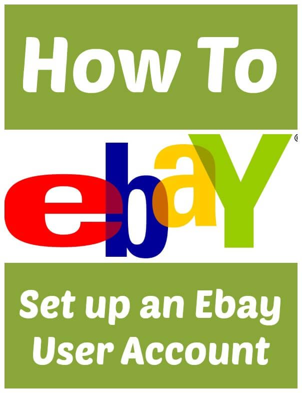 How To Set Up An Ebay User Account Accounting Small Business Tips Ebay
