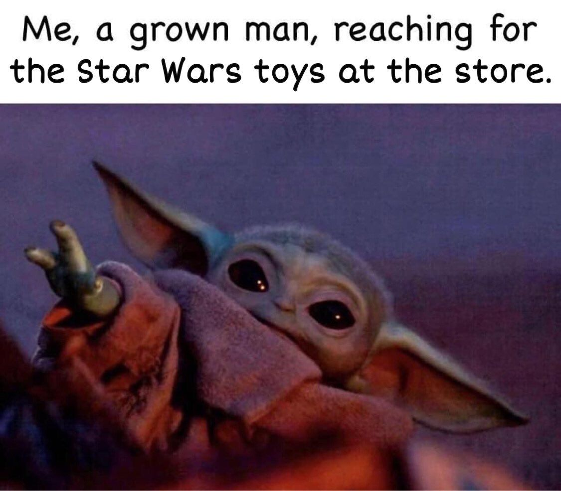 Darth Cobay Jake On Twitter Star Wars Memes Yoda Meme Star Wars Humor