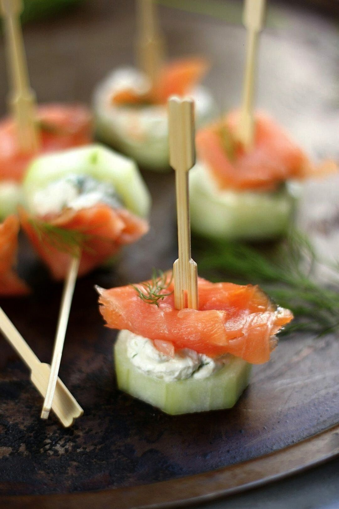 Easy Party Appetizers To Ring In New Years Eve 2020  Are you after easy party appetizers canapes and the best fingerfood for a crowd These perfect make ahead party appeti...