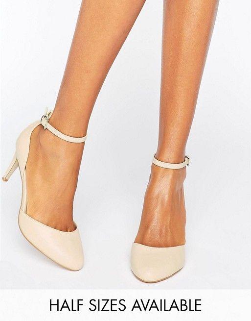 SWALLOW - Chaussures à talons - BeigeAsos lfGg1WDW