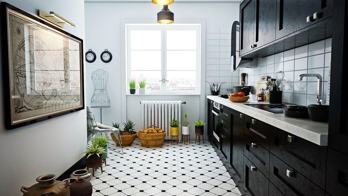 Scandinavian Kitchens Ideas & Inspiration Kitchen