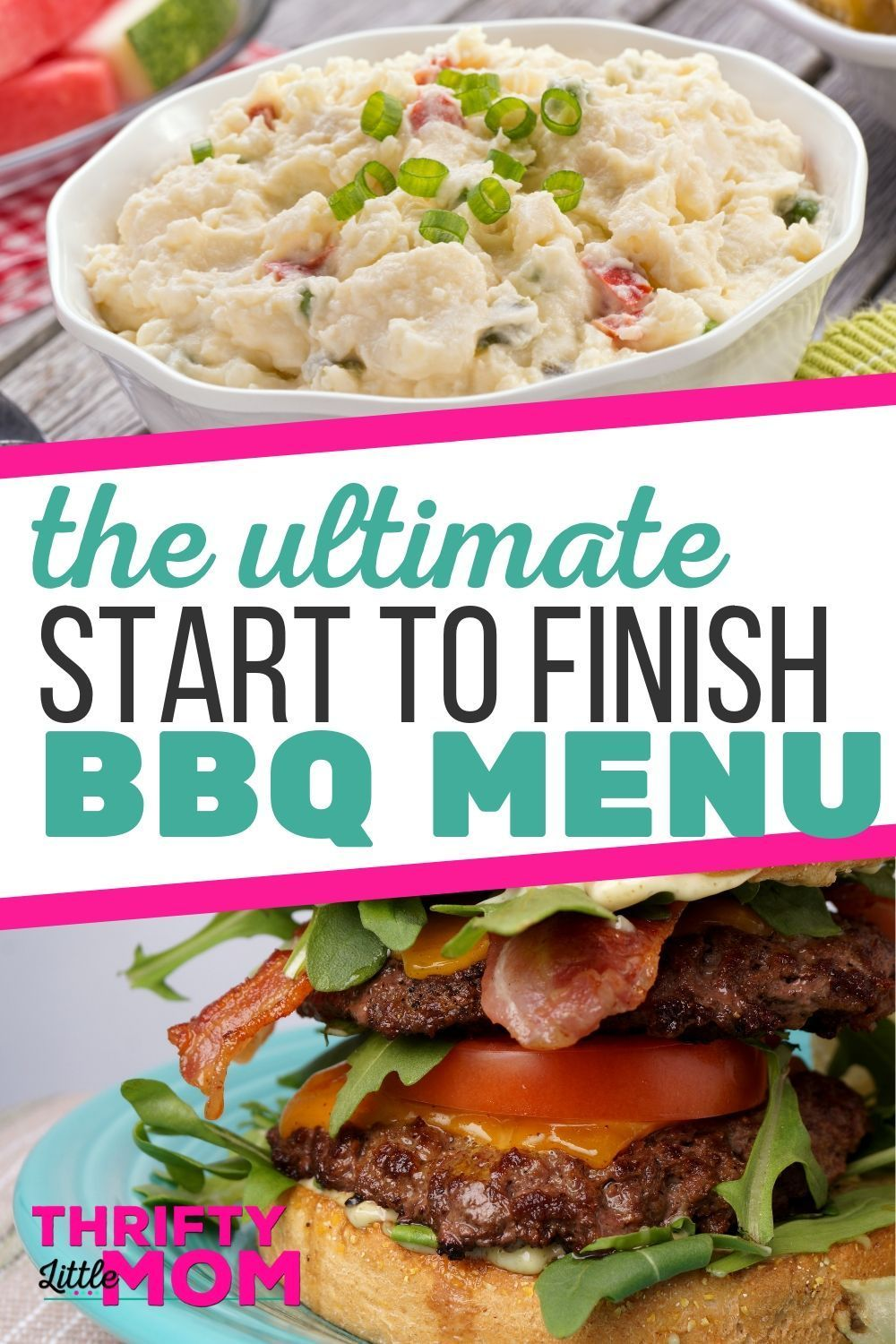 Ultimate Backyard Barbecue Menu From Start To Finish Bbq Recipes