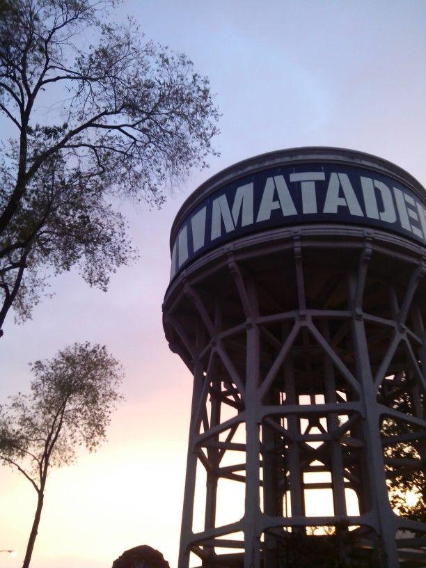 #Matadero #Madrid #Atardecer