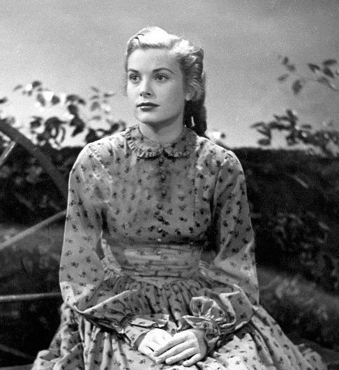 The Blonde At The Film Gracepatri February 12 1950 Actress Grace