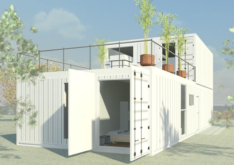 Casas container precios chile buscar con google - Casas de contenedores maritimos ...