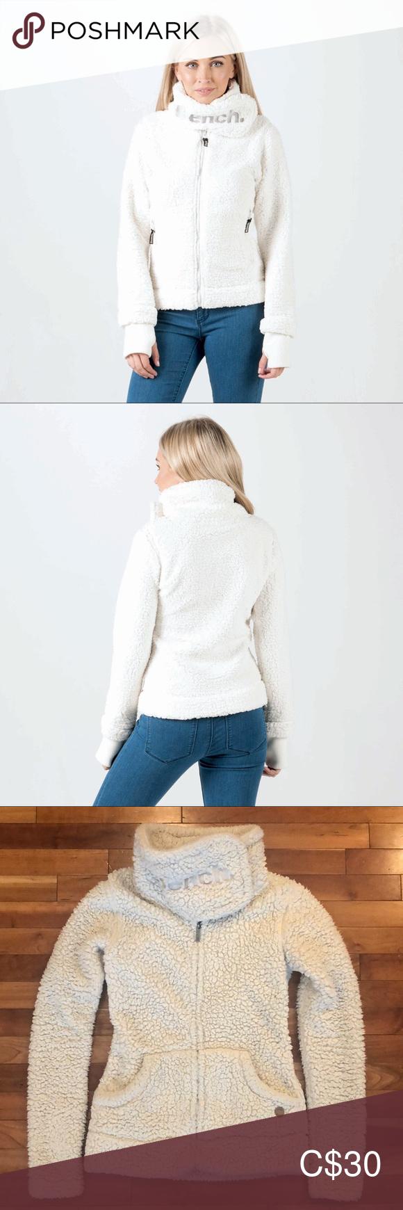 2 For 20 Bench Sherpa Fleece Jacket Fleece Jacket Clothes Design Fashion [ 1740 x 580 Pixel ]