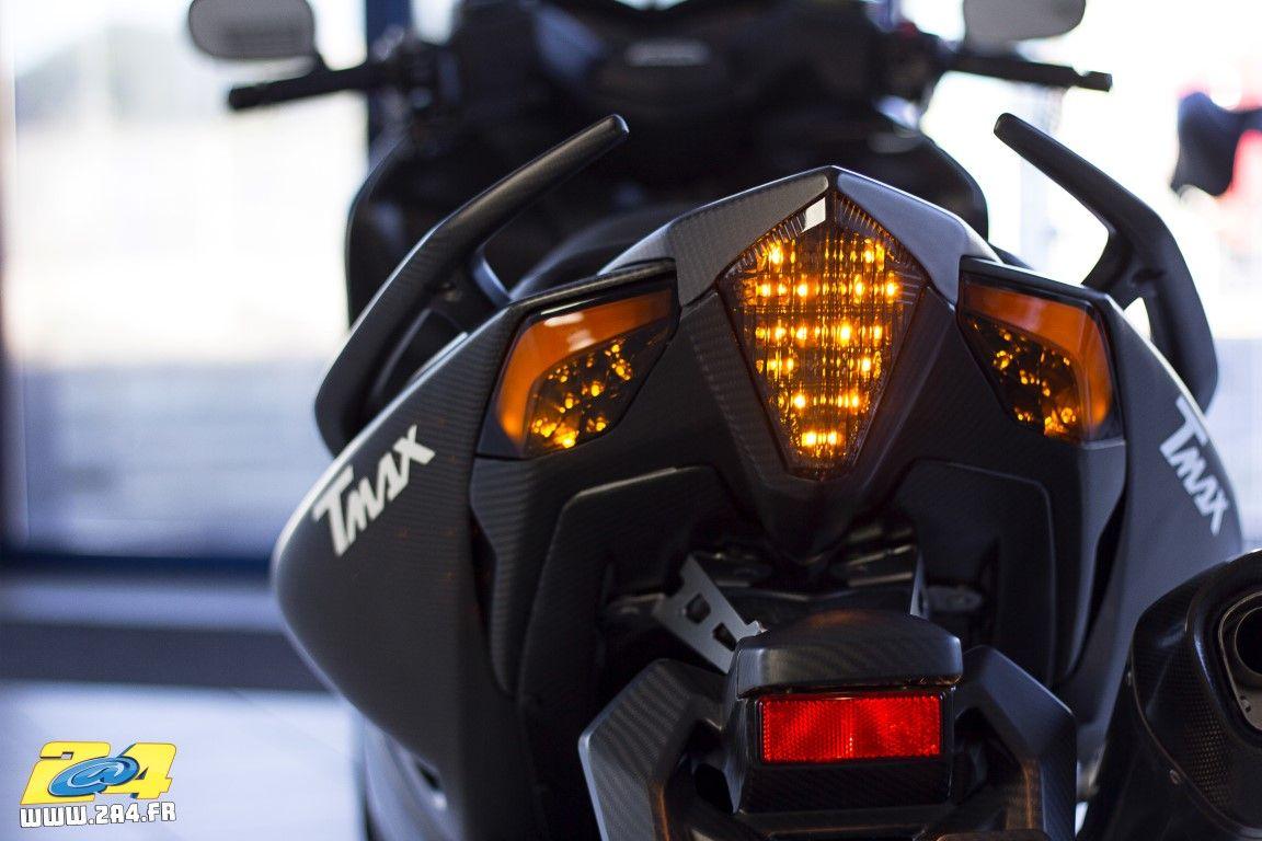 Yamaha T Max 530 Carbon Max Feu Led T Max 530 T Max Accessoire Moto