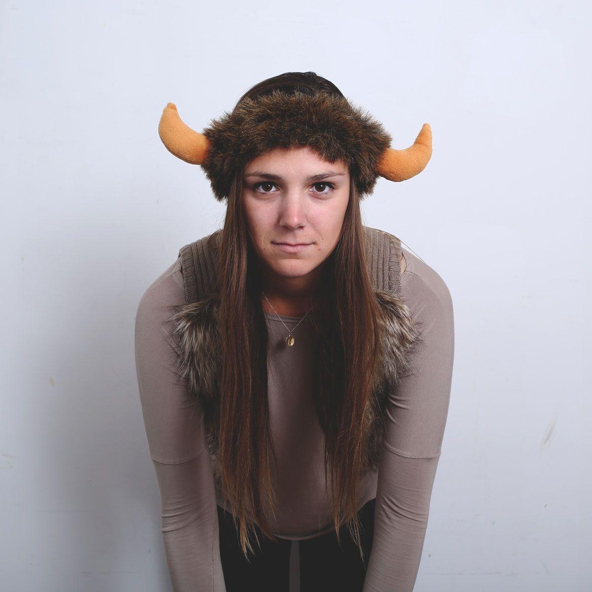 9b0cccc8 DIY Halloween Costume: Buffalo | Helen | inside VM: Halloween ...