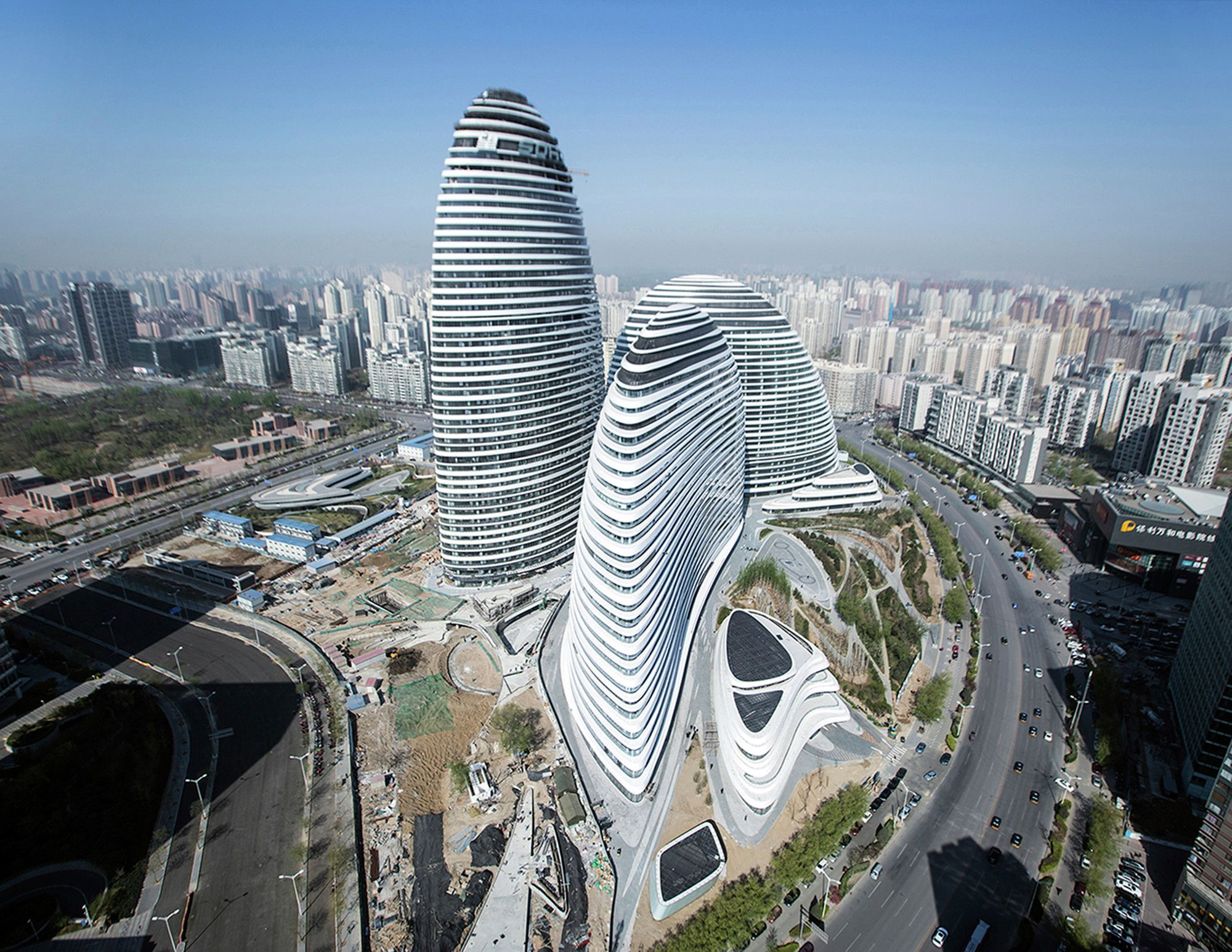 Beautiful Designer Wohnungen Von Zaha Hadid Dubai Photos - Amazing ...