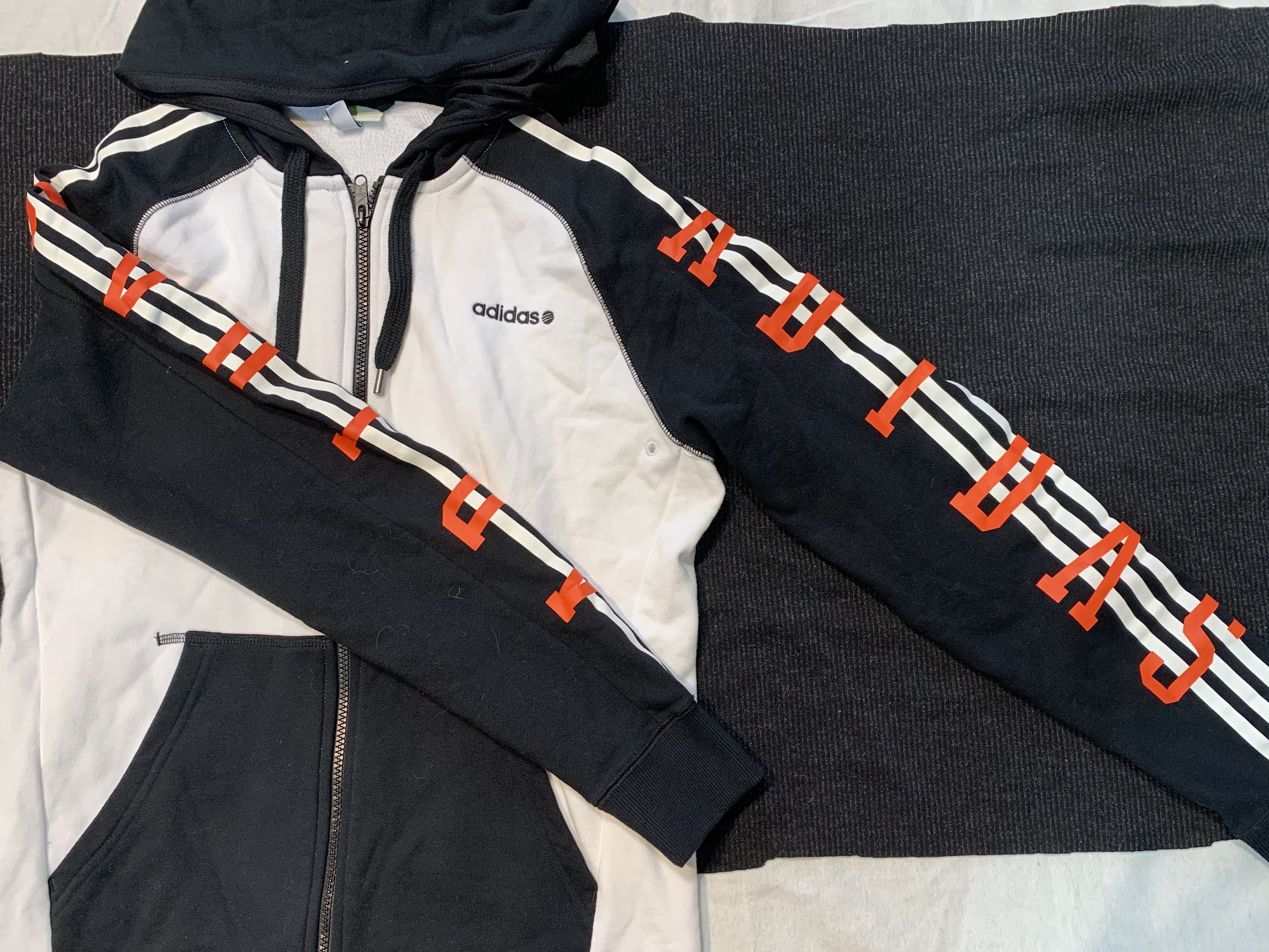 Whatcha doin' this weekend? We bet this hoodie fits into