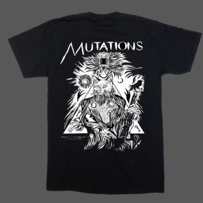 .@MutationsFestival T-Shirt #Brighton
