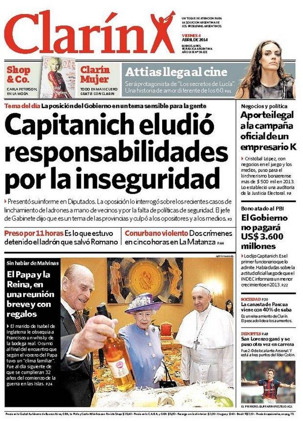 Para Capitanich, la inseguridad es un tema de las provincias. Más información: http://www.clarin.com/politica/Capitanich-inseguridad-tema-provincias_0_1114088619.html