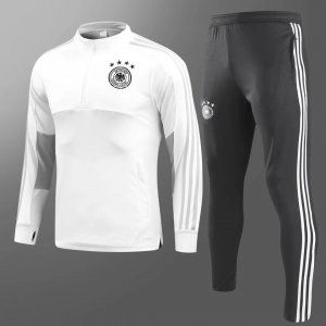 297c3b559ec 2018 Tracksuit Germany Replica White Suit  BFC542