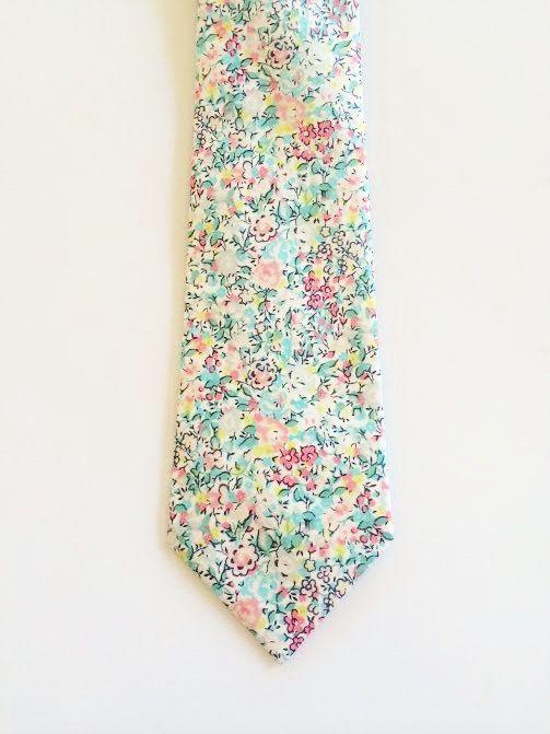 Blue Groomsmen Ties Liberty Of London Tie Mint Necktie Custom Wedding Set Cus