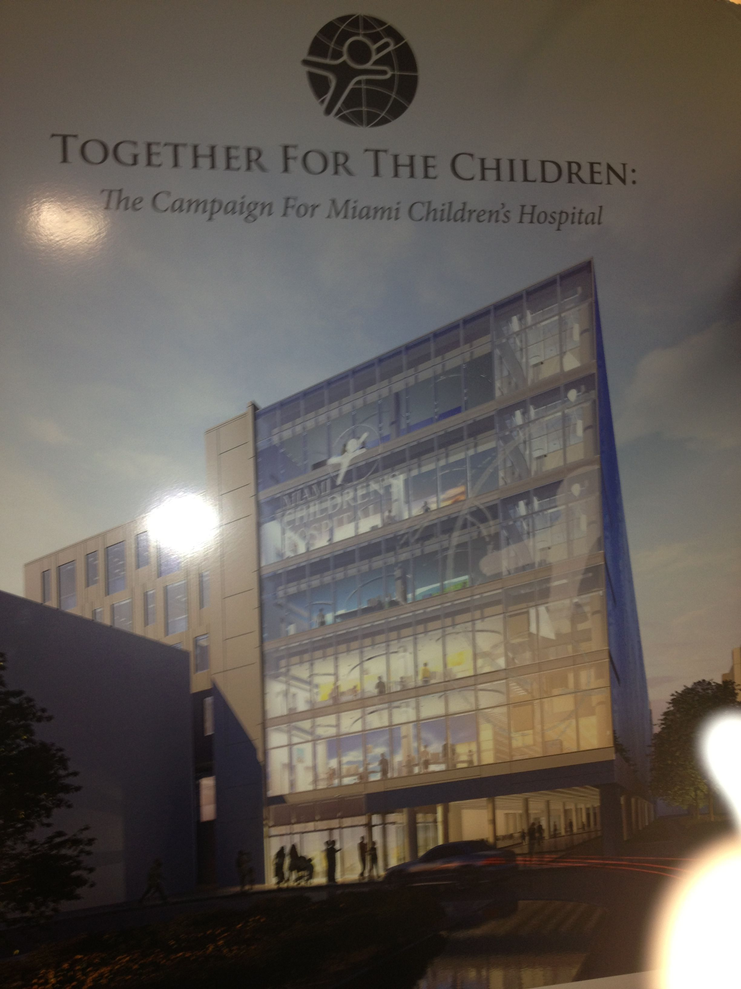 Miami children's hospital fundraiser Hot air balloon