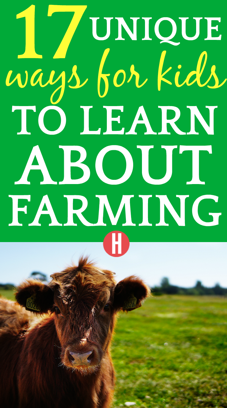 17 Awesome Animals on the Farm and Farming for Kids