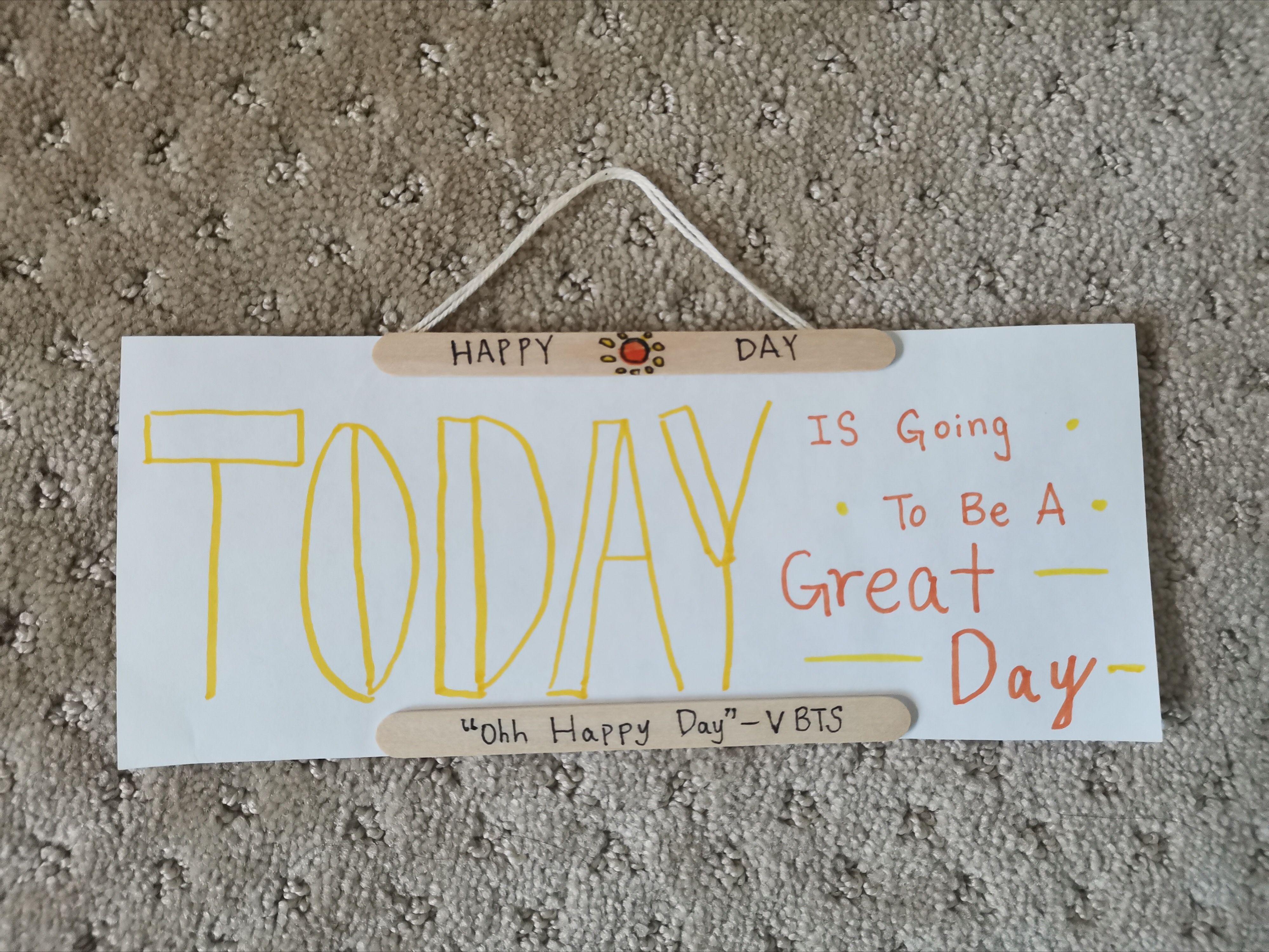 #HappyDay #OhHappyDayV #WonderfulDay #positivity