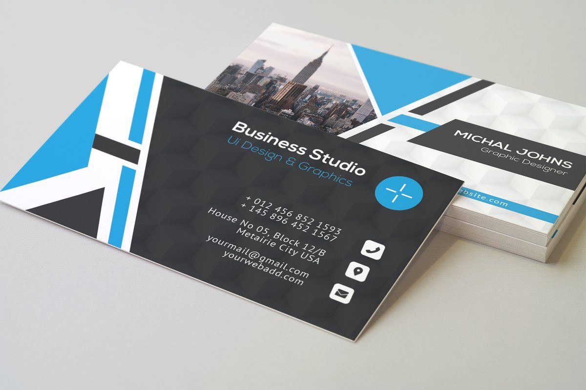 Business Card In