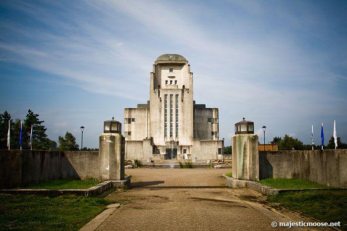 Radio Kootwijk Radio, Architectuur