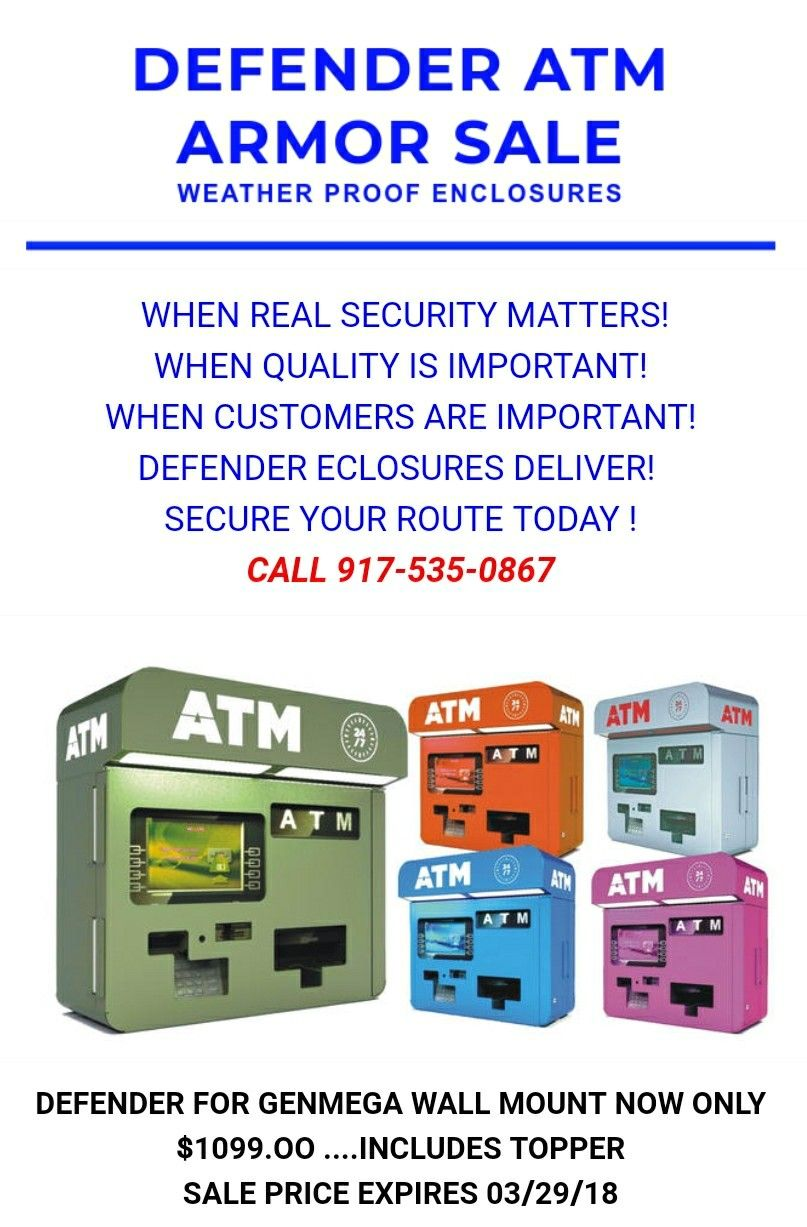 pin by atm cabinets surround enclosures on defender atm enclosures
