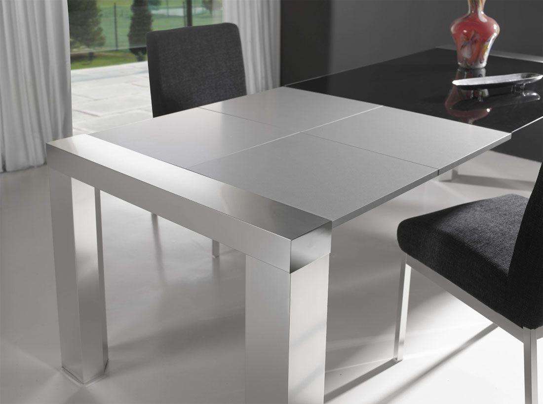 41 Extendable Modern Dining Table Https Silahsilah Com Design 41
