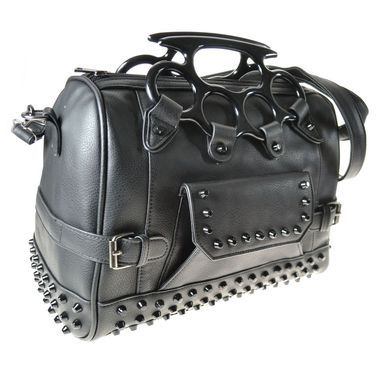 ea0e08e61739 So excited to get this from The Violet Vixen. Tough Knuckle Duffel Bag   thevioletvixen