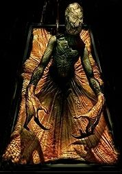 Silent Hill 4 The Room Creatures Wall Man Silent Hill Silent